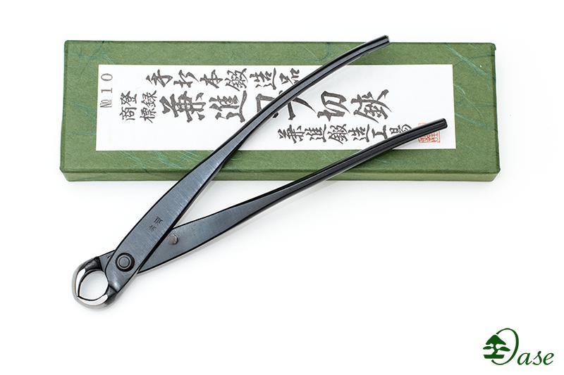 (10) Kuliste obcęgi ze stali czarnej 180mm