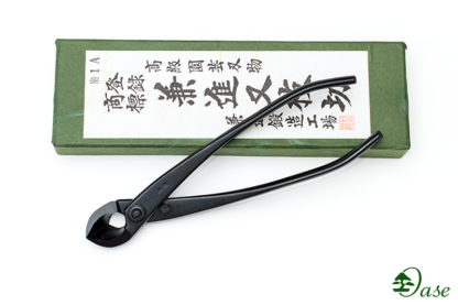 (1A) Ukośne obcęgi ze stali czarnej 170mm