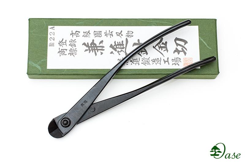 (22A) Obcęgi do drutu ze stali czarnej 180mm