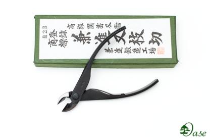 (2B) Ukośne obcęgi ze stali czarnej 110mm