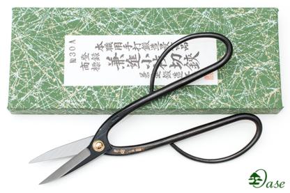 (30A) Nożyczki ze stali czarnej 200mm