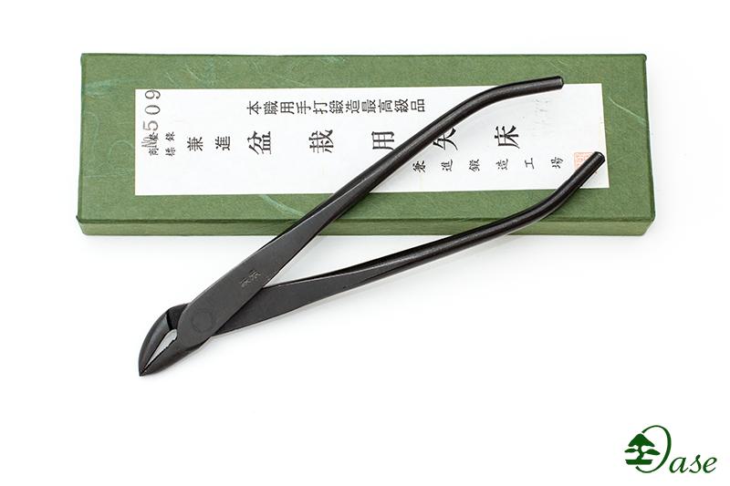 (509) Kleszcze do JIN ze stali czarnej 170mm