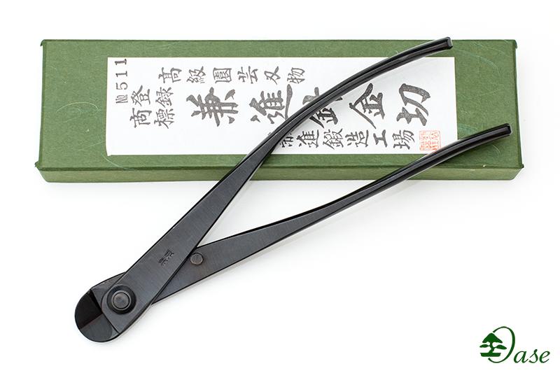 (511) Obcęgi do drutu ze stali czarnej 205mm