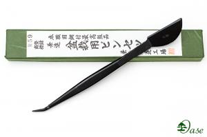 (59) Szpatuło-pinceta ze stali czarnej 205mm