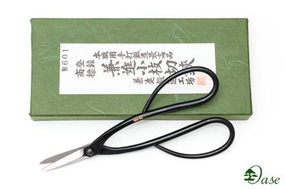 (601) Nożyczki ze stali czarnej 170mm