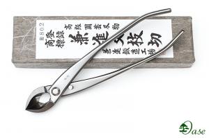 (802) Ukośne obcęgi ze stali szlachetnej 200mm