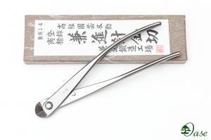 (814) Obcęgi do drutu ze stali szlachetnej 180mm