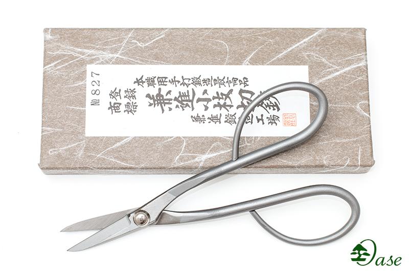 (827) Nożyczki ze stali szlachetnej 180mm