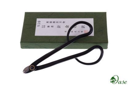 (20) Nożyczki do drutu ze stali czarnej 160mm