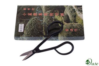 (608) Nożyczki ze stali czarnej 132mm